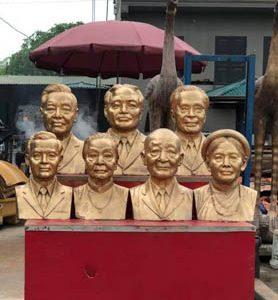 Tượng Chân Dung