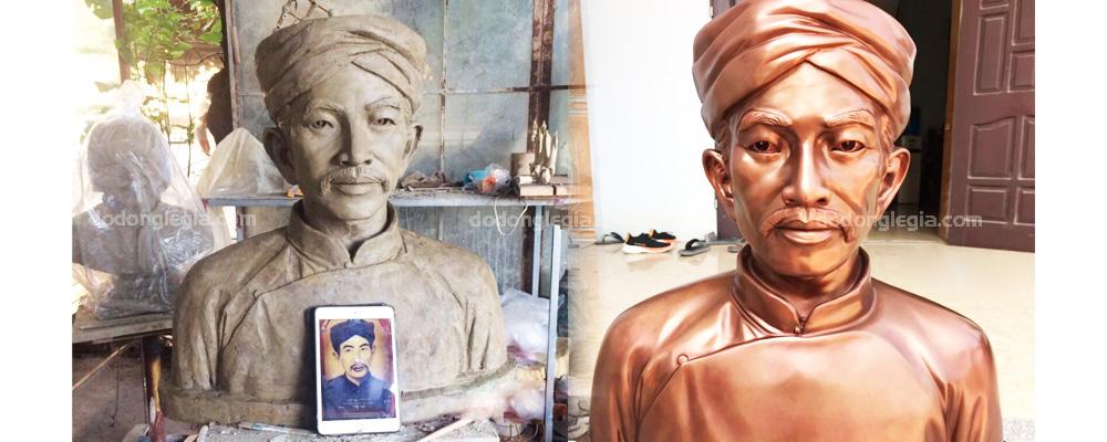tượng danh nhân Nguyễn Trung Trực