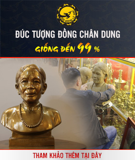 duc tuong dong chan dung